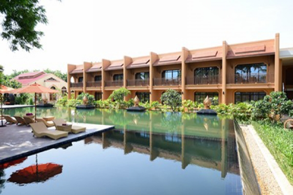 The Hotel Umbra Bagan