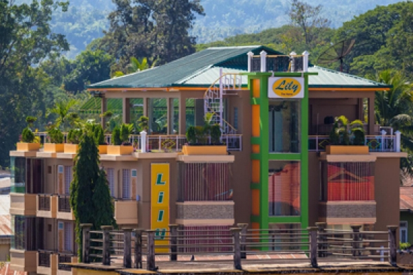 Hotel Lily The Home Hsipaw